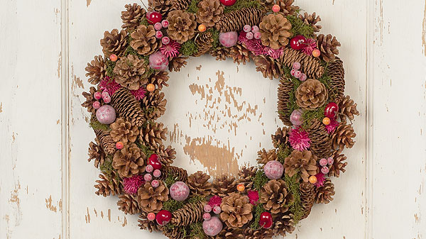 Christmas Wreaths Image